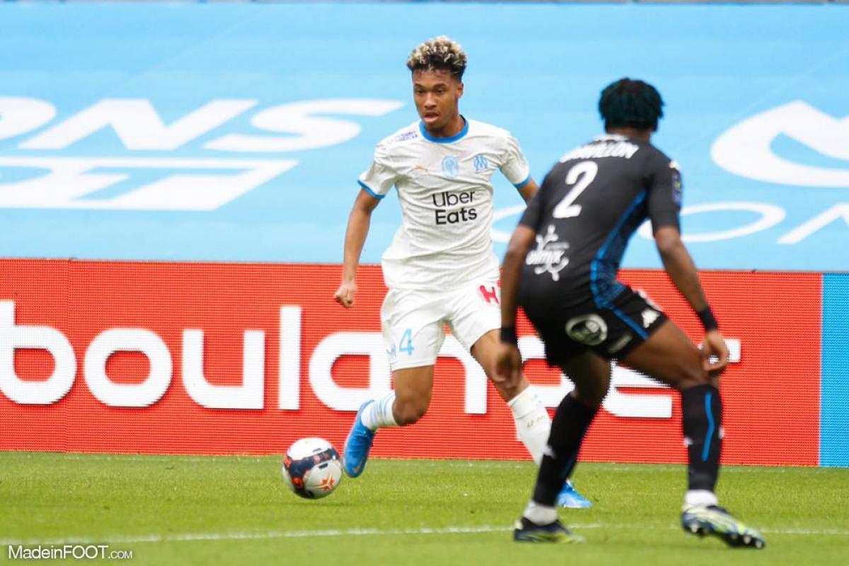 L'Olympique de Marseille a dominé le FC Lorient (3-2), ce samedi après-midi en Ligue 1.