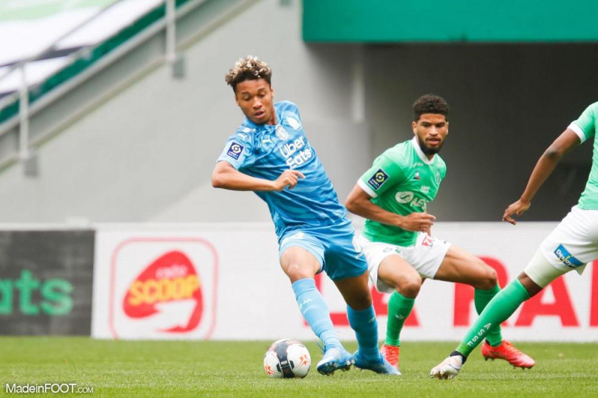 L'Olympique de Marseille s'est incliné face à l'AS Saint-Etienne (1-0), ce dimanche après-midi en Ligue 1.