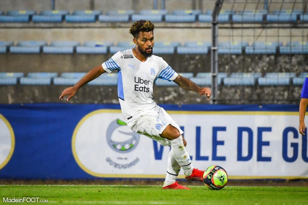 Konrad de la Fuente, pendant la pré-saison.