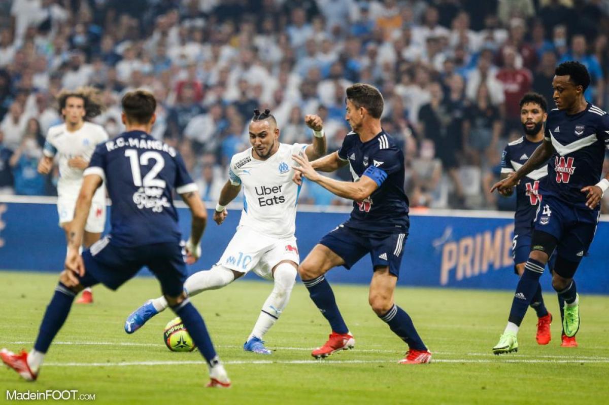 Dimitri Payet (OM) fait partie des trois finalistes pour le titre de meilleur joueur du mois d'août en Ligue 1.