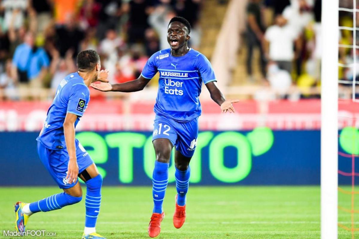 Bamba Dieng a connu sa première sélection avec le Sénégal ce samedi soir