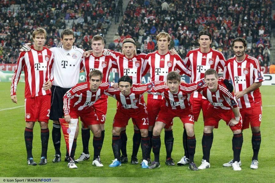 Le Bayern est favori