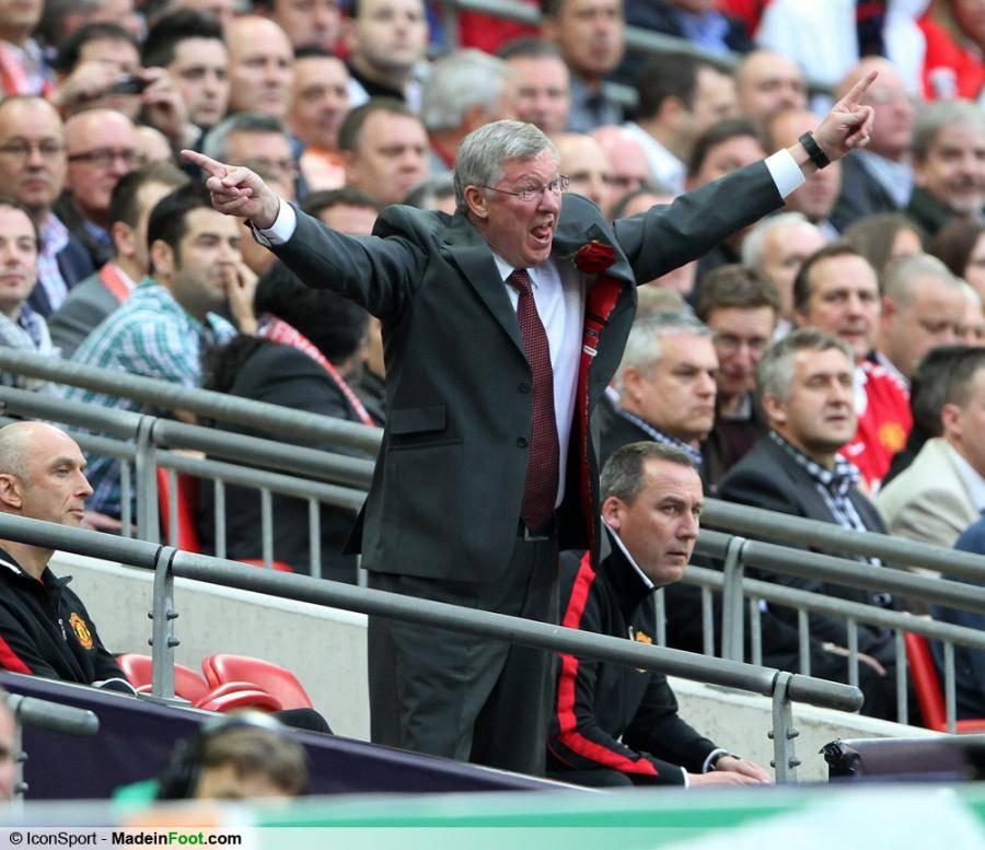 Ferguson coachera une sélection mancunienne ce soir à Louis II au profit de l'association de Pascal Olmeta