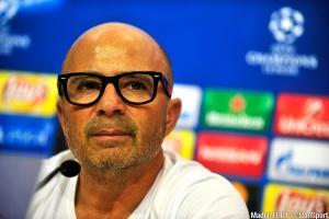Jorge Sampaoli, ancien entraineur du FC Séville