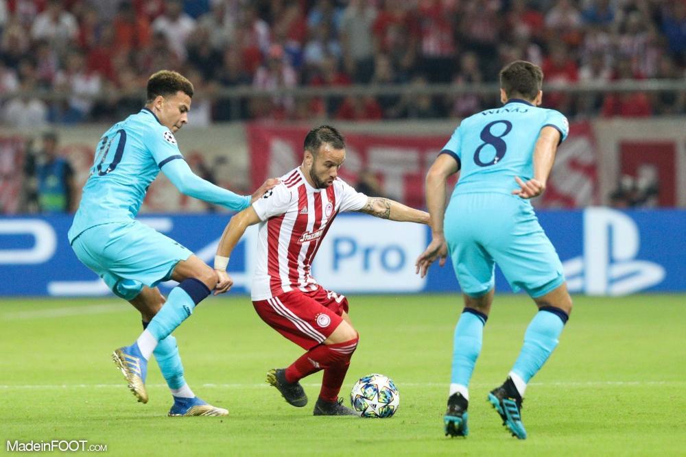 Mathieu Valbuena affronte l'OM mercredi soir en Ligue des champions