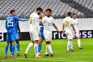 L'Olympique de Marseille face à l'Olympiakos