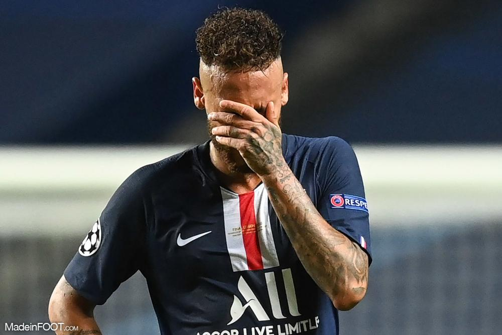 Neymar accuse Alvaro de racisme