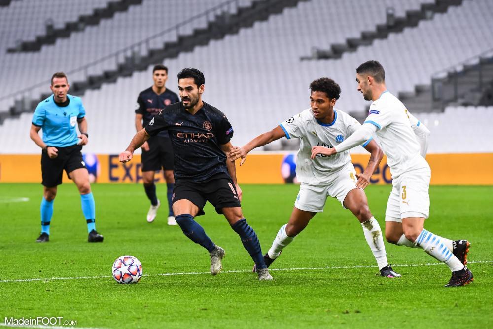 L'Olympique de Marseille n'a pas fait le poids face à Manchester City (0-3), ce mardi soir en Ligue des Champions.