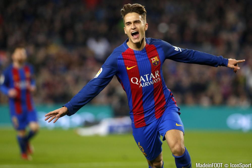 Denis Suarez devrait quitter le FC Barcelone cet hiver.