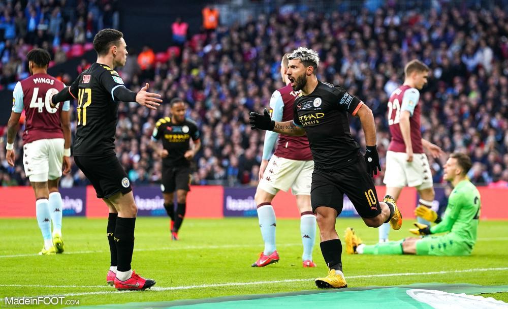 Agüero s'est blessé face à West Ham