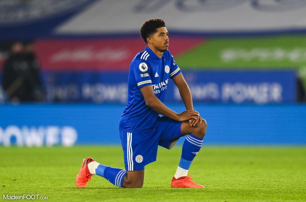 Fofana avec Leicester