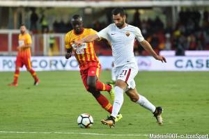 Maxime Gonalons ne convainc pas à l'AS Roma.
